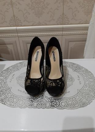 Туфли босоножки2 фото