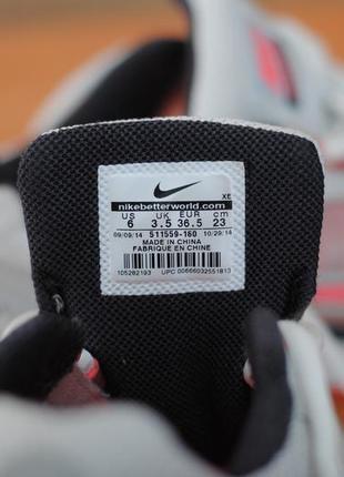 Женские беговые кроссовки nike vomero 7, 36,5 размер. оригинал4 фото