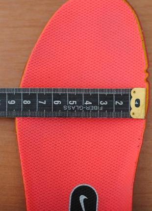 Женские беговые кроссовки nike vomero 7, 36,5 размер. оригинал8 фото