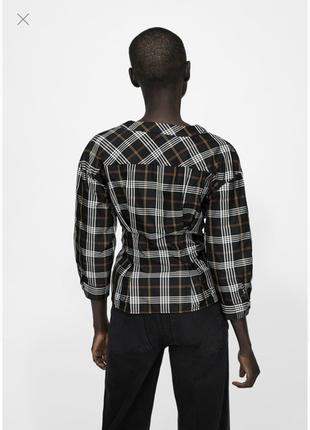 Блуза zara размер м8 фото