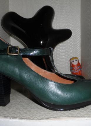 Брендовые,качественные ,стильные туфли hispanitas испания38р4 фото