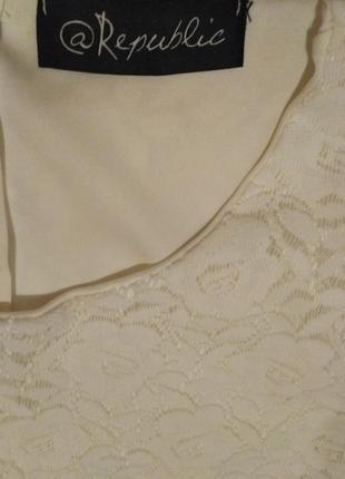 Платье гипюровое4 фото