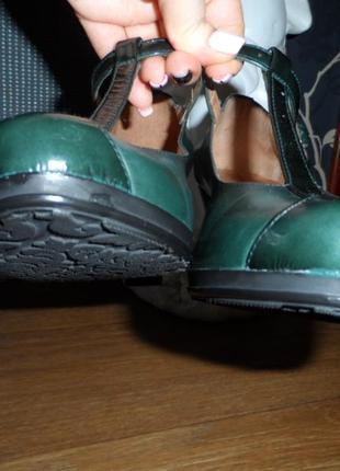 Брендовые,качественные ,стильные туфли hispanitas испания38р6 фото