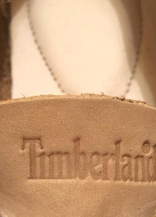 Timberland топсайдеры мокасины туфли оригинал р373 фото