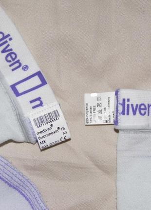 Анти-варикозные чулки беременным - mediven -mx3 фото
