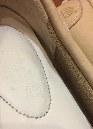 Timberland топсайдеры кожаные мокасины туфли р35 фото