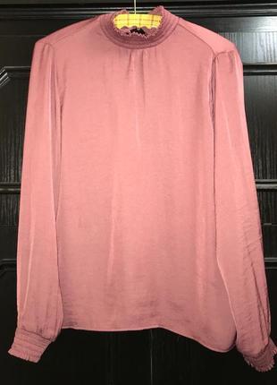 Шикарная легкая блузка3 фото
