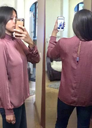 Шикарная легкая блузка2 фото