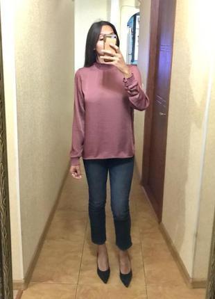 Шикарная легкая блузка4 фото