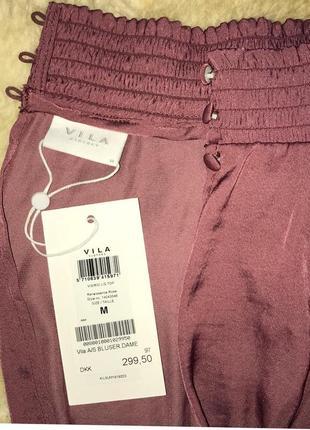Шикарная легкая блузка5 фото