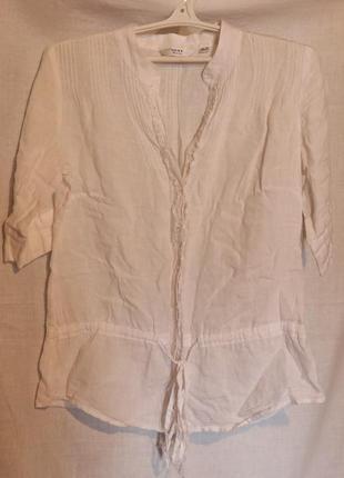 Блуза, лен1 фото