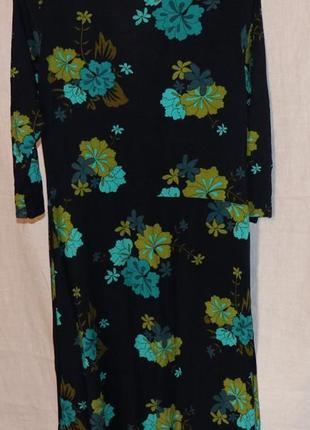 Платье, тонкий трикотаж2 фото