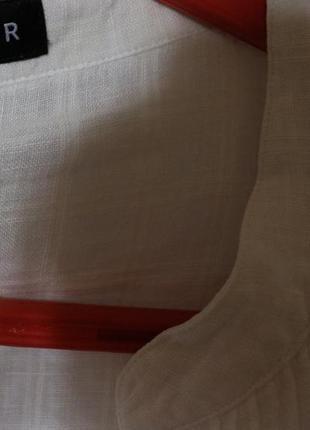 Блуза льняная3 фото
