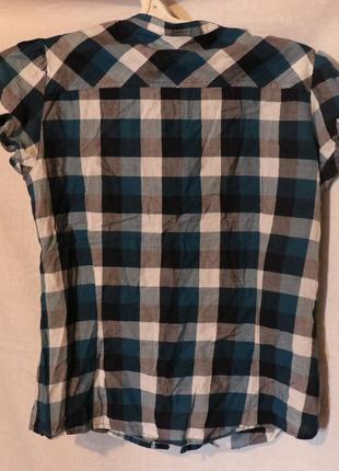 Рубашка с коротким рукавом2 фото