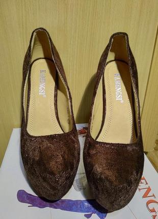 Туфли на шпильке 23см6 фото