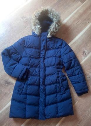 Куртка парка bluezoo на 9-10 лет