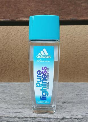 Парфюмированная вода, аромат adidas pure lightness, 75 мл