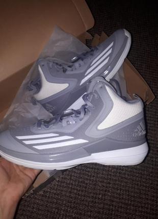 Баскетбольные кроссовки adidas 11.5