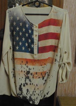 Красивейшая - благородная и нежная  силуэтная блуза и  классные футболки7 фото