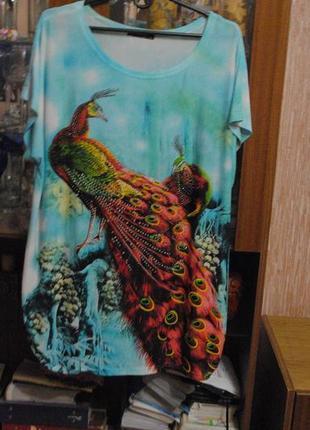 Красивейшая - благородная и нежная  силуэтная блуза и  классные футболки9 фото