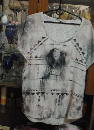 Красивейшая - благородная и нежная  силуэтная блуза и  классные футболки10 фото