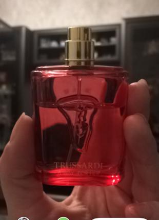 Trussardi a way for her парфюм  без крышки оригинал