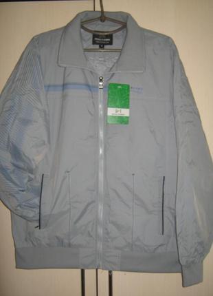Куртка осенняя ветровка штормовка дождевик на подкладке без утеплителя