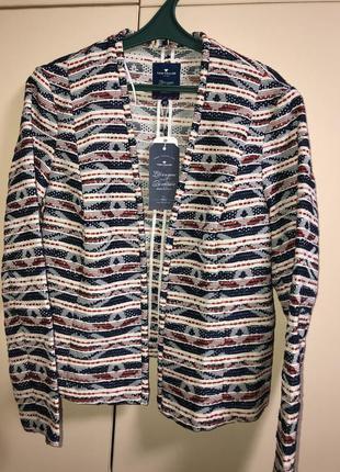 Пиджак tom tailor xl