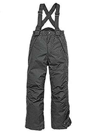 Зимный комбинезон лижные штаны crane