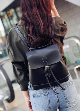 Женский городской рюкзак ✔ 4 цвета ❕4 фото