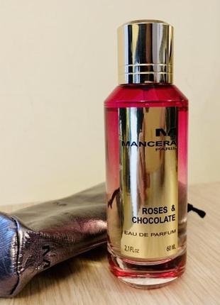 Обмен mancera roses & chocolate (мансера montale)