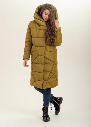 Куртка - пуховик зимняя 45-56