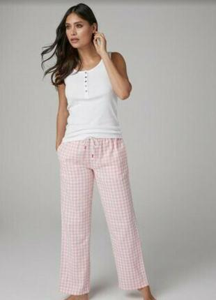 Пижамные штаны некст