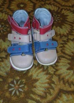 Ортопедические ботинки и босоножки 4rest orto