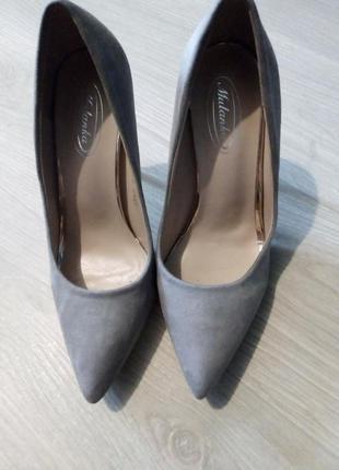 Брендовые туфли mulanka