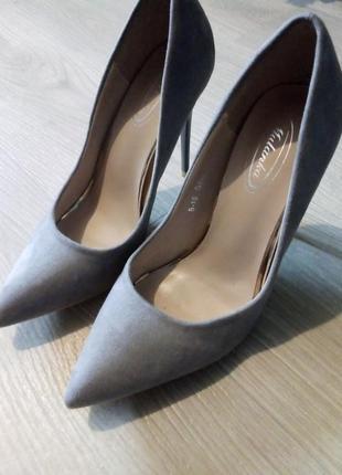 Брендовые туфли mulanka8 фото
