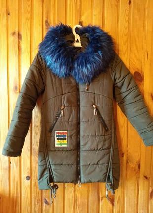 Зомова курточка на флісі