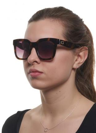 Солнцезащитные женские очки guess gu7478-s 52g
