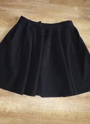 George черная школьная юбка на 9-10 лет