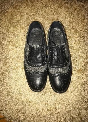 Броги туфли от мастерской хамелеон