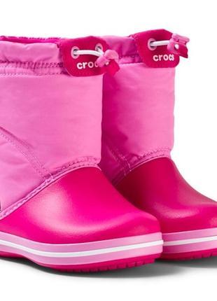 Сапоги crocs америка оригинал крокс зима