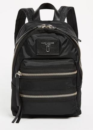 Рюкзак marc jacobs  nylon biker mini backpack оригинал