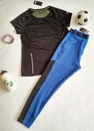 Спортивный костюм для велоспорта, фитнеса, занятмй спортом, бега