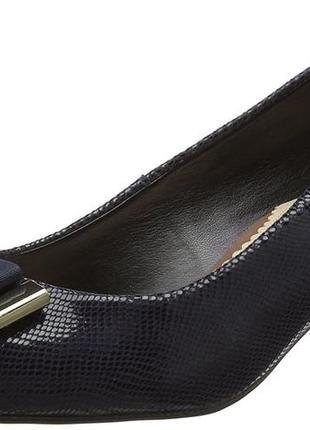 Кожаные туфли 38 размер англия