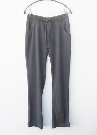 Спортивные городские летние штаны на резинке