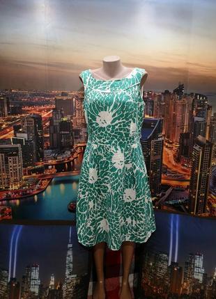 Классное платье 100% лен