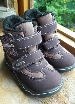 Термо сапоги ботинки deltex