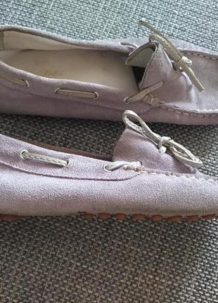 Стиляжные туфли мокасины