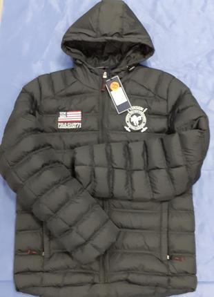 Куртка polo, евро зима.