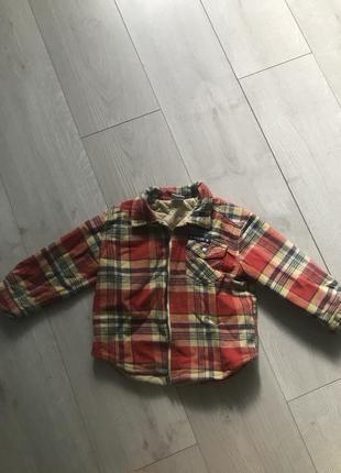 Куртка/сорочка